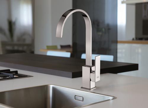 rubinetti da cucina napoli | miscelatori da cucina napoli